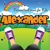 Imagine Me - Personalized Music for Kids: Alexander by Personalized Kid Music