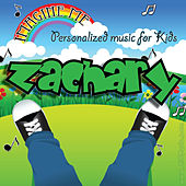 Imagine Me - Personalized Music for Kids: Zachary by Personalized Kid Music