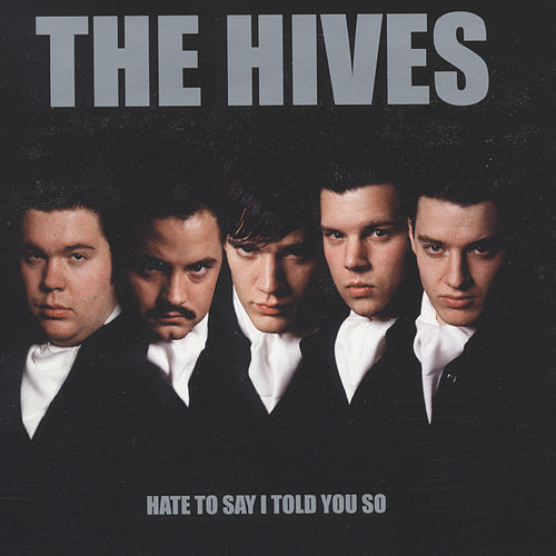 Hate To Say I Told You So by The Hives