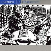 LivePhish, Vol. 17 7/15/98 by Phish