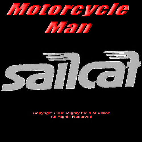 Motorcycle Man by Sailcat