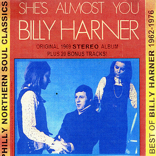 Best of Billy Harner 1962-1976 by Billy Harner