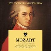 W. A. Mozart - 25th Anniversary Edition: Divertimento KV137 - Church Sonatas KV68, KV67, KV224 - String Quintet KV516 by Camerata Lysy
