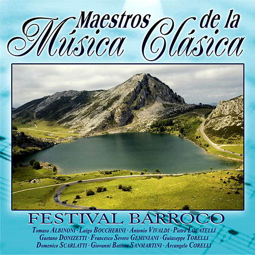 Maestros de la musica clasica - Festival Barroco by Various Artists