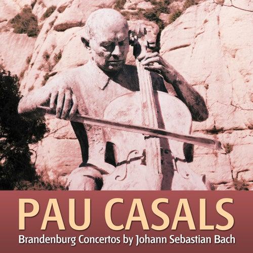 Conciertos De Branderburgo Por La Philadelphia Symphonic Orchestra Dirigida Por Pau Casals by Pau Casals