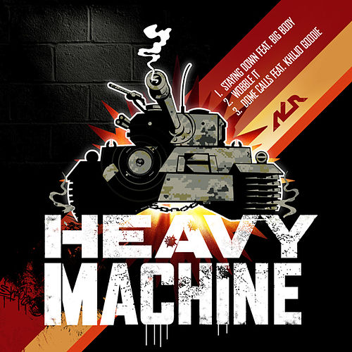 Heavy Machine by Heavy Machine