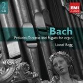 Bach: Organ Works Vol.1 by Lionel Rogg