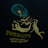 You Can Have What You Want by Papercuts