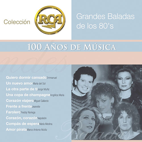 Grandes Baladas De Los 80's by Various Artists