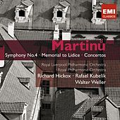 Martinu: Symphony No.4, Les Fresques etc. by Various Artists