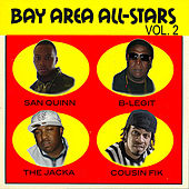 Bay Area All Stars Vol. 2 by Various Artists