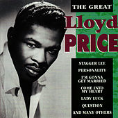 The Great Lloyd Price by Lloyd Price
