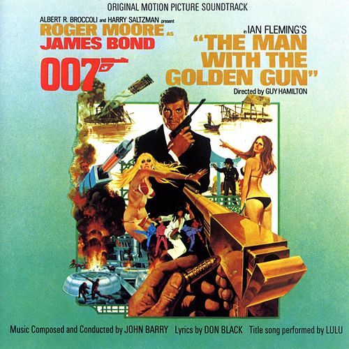 The Man With The Golden Gun: Music From The Motion Picture by Various Artists