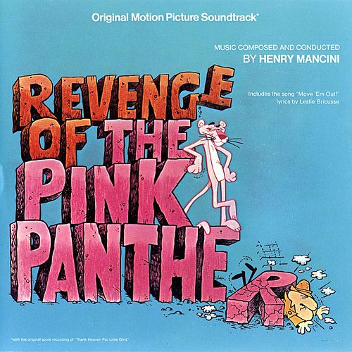 Revenge of the Pink Panther by Henry Mancini