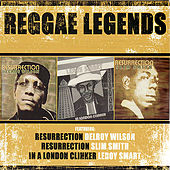 Reggae Legends featuring Delroy Wilson, Slim Smith, & Leroy Smart by Various Artists
