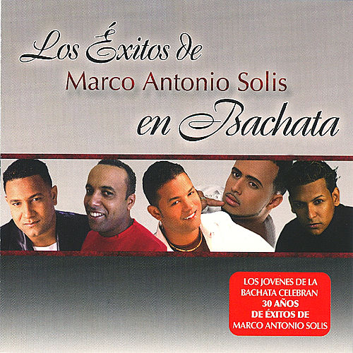 Los Éxitos de Marco Antonio Solis En Bachata by Various Artists