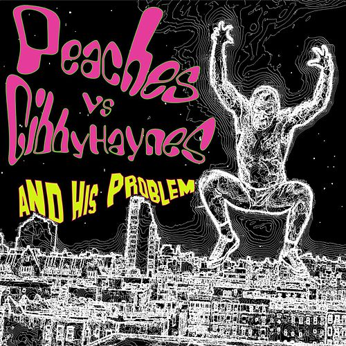 Peaches vs. Gibby Haynes and His Problem (vinyl) by Peaches