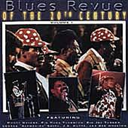 Blues Revue Of The 20th Century Vol. 1 by Various Artists