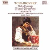 Violin Concerto by Pyotr Ilyich Tchaikovsky
