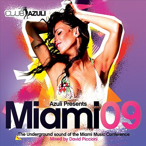 Azuli Presents Miami 09 by Various Artists