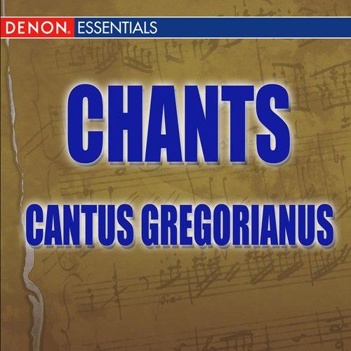 Cantus Gregorianus by Cantus Gregorianus