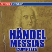 Handel: Messias by Lettisches Sinfonieorchester Alexandr Dmitrijew