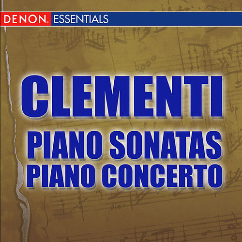 Clementi: Piano Sonatas by Various Artists