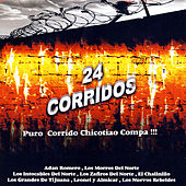 24 Corridos - Puro Corrido Chicotiao Compa! by Various Artists