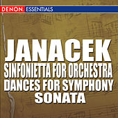 Janacek: Dances for Symphony Orchestra by Various Artists