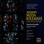 Beethoven: Missa Solemnis & Egmont Overture by Ama Deus Ensemble