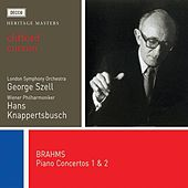 Brahms: The Piano Concertos by Sir Clifford Curzon