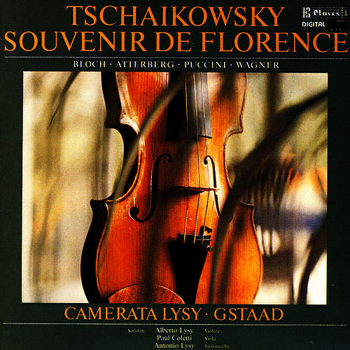 Tschaikowsky / Bloch / Atterberg / Puccini / Wagner by Alberto Lysy