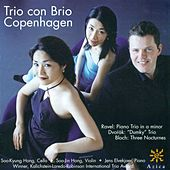 RAVEL, M.: Piano Trio in A minor / DVORAK, A.: Piano Trio No. 4 / BLOCH, E.: 3 Nocturnes (Copenhagen Trio con Brio) by Copenhagen Trio con Brio
