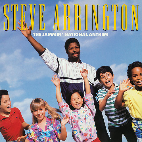 The Jammin' National Anthem by Steve Arrington