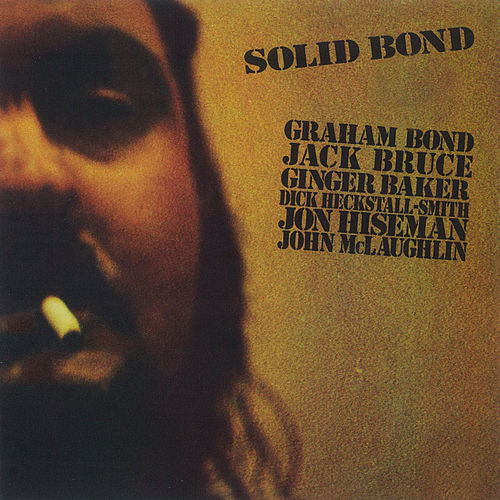 Solid Bond by Graham Bond