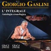 L' Integrale - Cd N° 3 - Cd N° 4 by Giorgio Gaslini