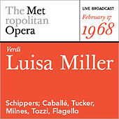 Verdi: Luisa Miller (February 17, 1968) by Various Artists