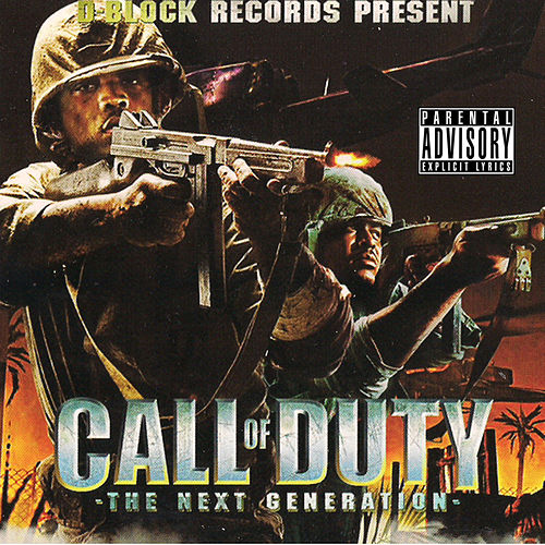 D-Block Records Presents: Call Of Duty - The Next Generation by Various Artists