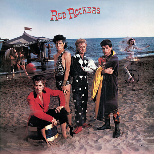 Schizophrenic Circus by Red Rockers