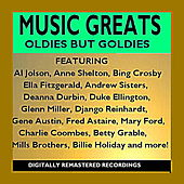 Music Greats - Oldies but Goodies by Various Artists