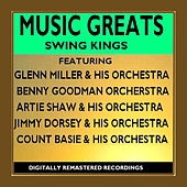 Music Greats - Swing Kings by Various Artists