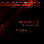 Stravinsky: The Rite Of Spring & Firebird Suite by Royal Philharmonic Orchestra