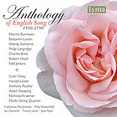 Anthology of English Song 1530-1790 by Various Artists