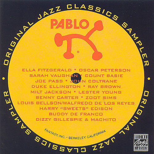The Pablo Sampler by Various Artists