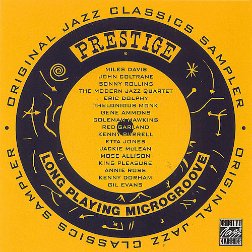 The Prestige Sampler by Various Artists