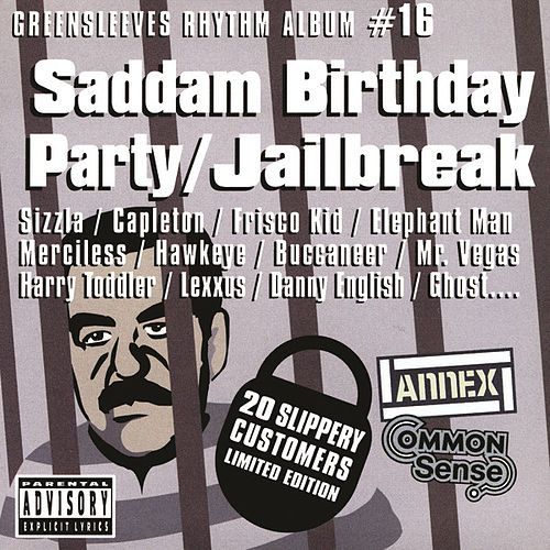 Saddam Birthday Party: Jailbreak by Various Artists