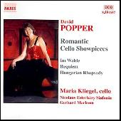 Popper: Romantic Cello Showpiece by David  Popper