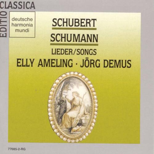 Schubert / Schumann - Lieder Songs by Elly Ameling