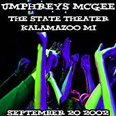 09-20-02 - The State Theater - Kalamazoo, MI by Umphrey's McGee