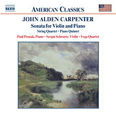 Chamber Music by John Alden Carpenter